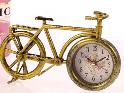bicycle alarm clock plastic alarm clock